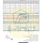 لیست قیمت راسان شهریور 1400 صفحه چهارم